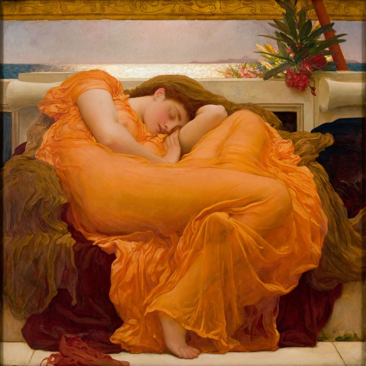 This image has an empty alt attribute; its file name is flaming_june_by_frederic_lord_leighton_1830-1896.jpg